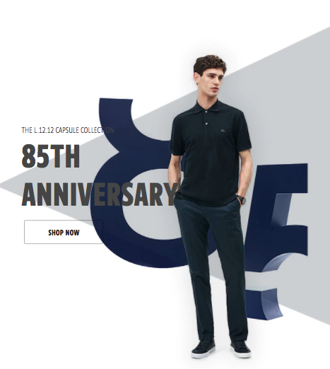 85th Anniversary Home Page Image