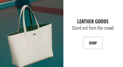 Leather Goods Home Page Image