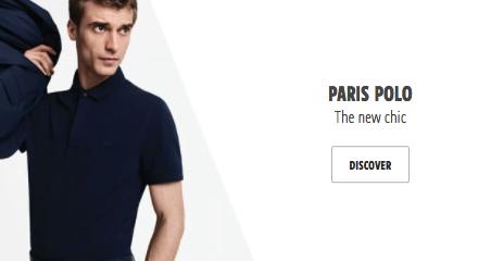 Paris Polo Home Page Image
