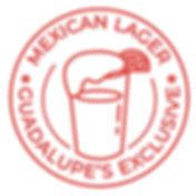 Exclusive Mexcian Lager is approachable and easy to drink with a hint of lime.