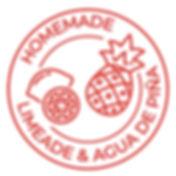 Homemade Limeade and Pineapple Water (Piña de Agua)