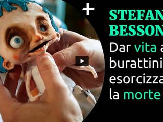 Stefano Bessoni su CULT+