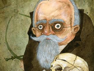 """"""" Cesare Lombroso """" il mio nuovo libro illustrato"""