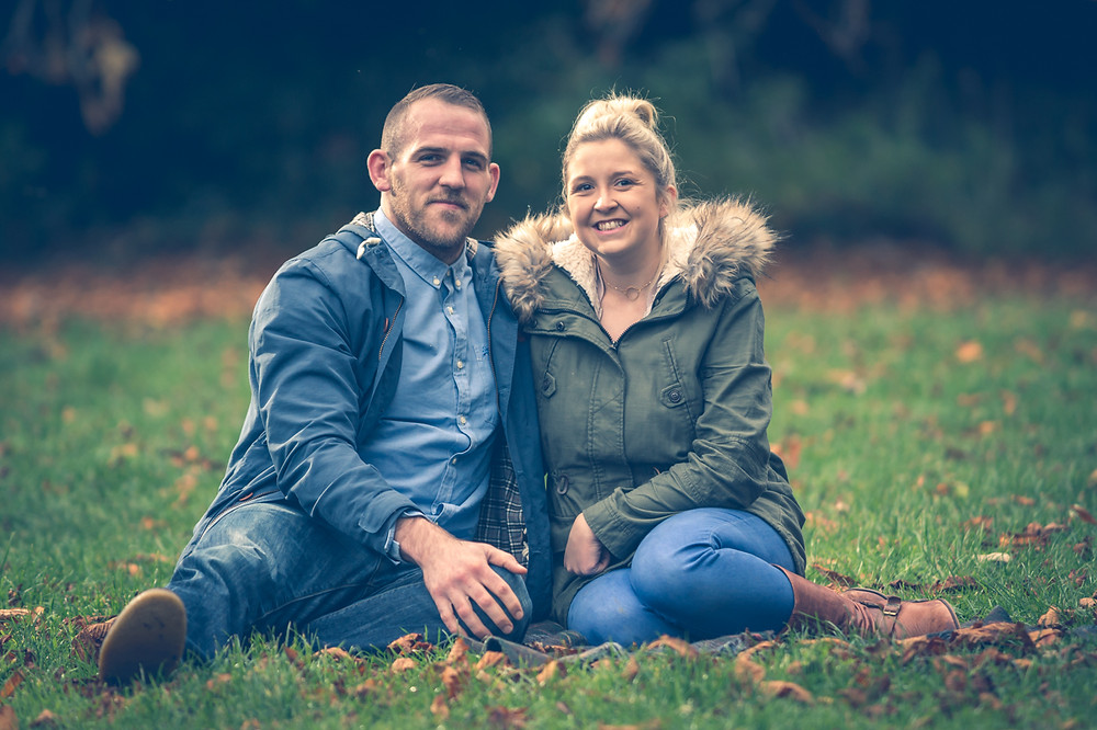 Bridlington Pre Wedding Engagement Photography - Aaron Morris Photographer