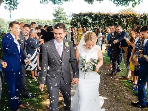 Wedding at Rowley Manor in East Yorkshire | Rhiannon & Dan