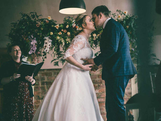 Relaxed Barn at Willerby Wedding| Lizzie and David
