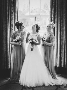 Emma & Matthew Rudding Park Wedding Phot