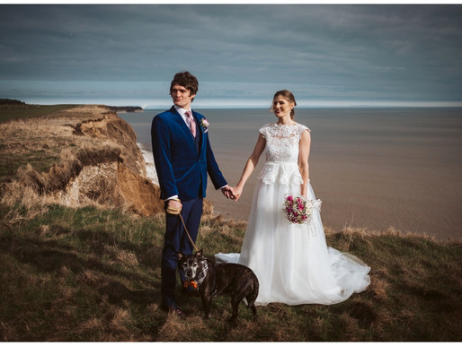 A Charming Bridlington Wedding | Charlotte & Luke