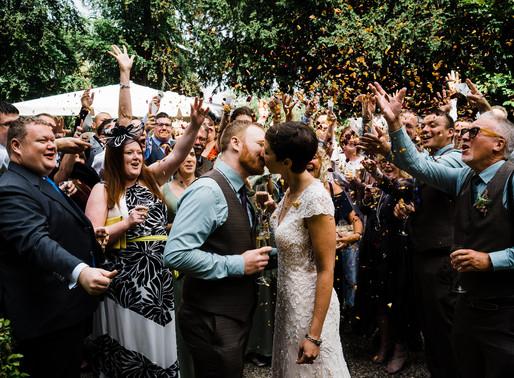 Romantic Kasteel Wijenburg Wedding in the Netherlands | Dani & Neil