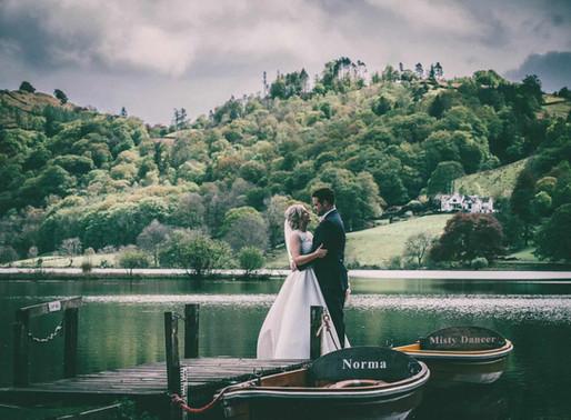 Beautiful Wordsworth Hotel Wedding – Lake District Grasmere | Hannah & David
