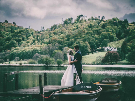 Beautiful Wordsworth Hotel Wedding – Lake District Grasmere | Hannah & David