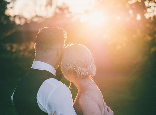 A Gorgeous Autumnal Wedding at The Orangery at Settrington | Kyle & Esther