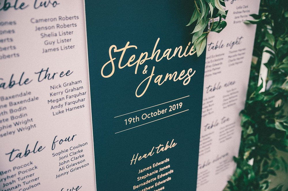 James & Steph's wedding photos from the barn at Willerby wedding venue