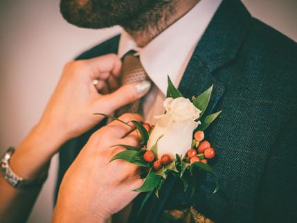 Rudding Park Wedding Photographer | Emma & Matthew's Wedding