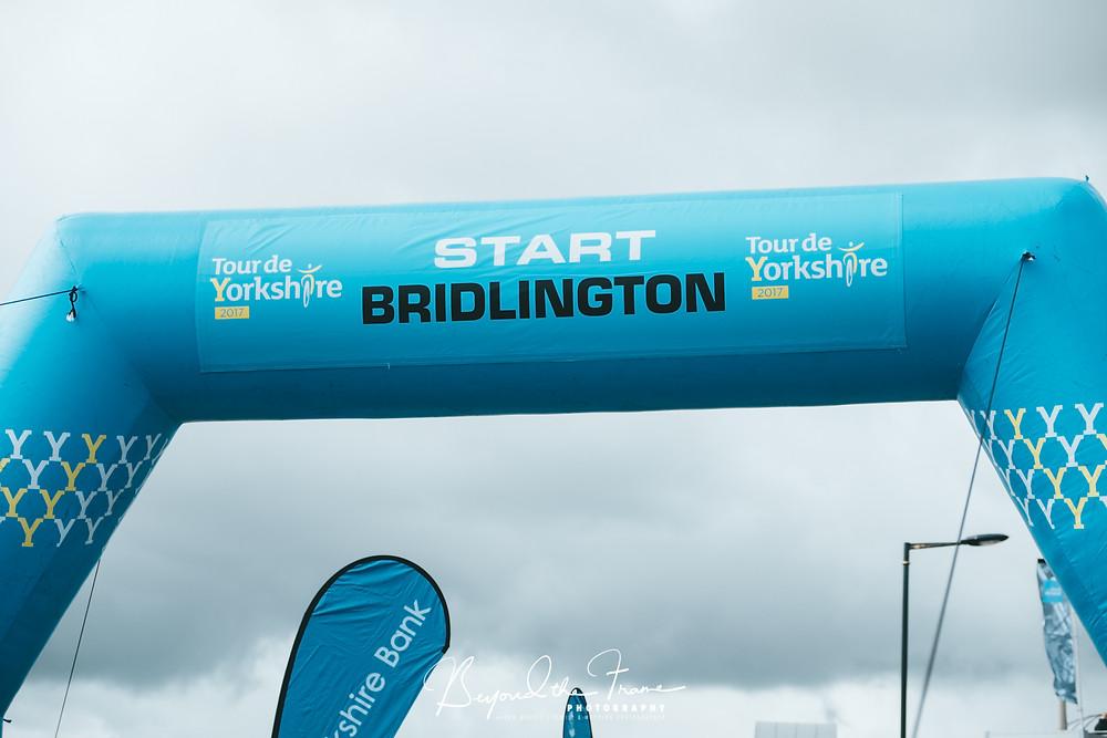 Tour De Yorkshire Bridlington 2017 - Observational photos from Bridlington