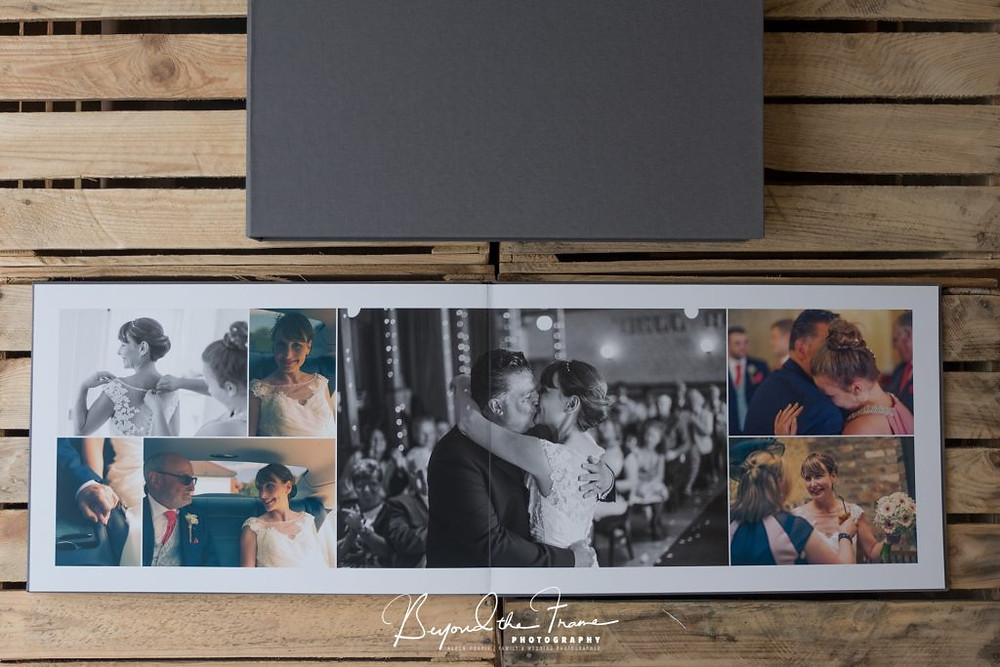 Luxury Bespoke Wedding Albums