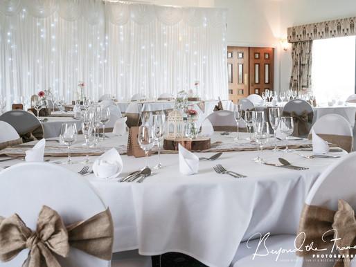 The Bridlington Links Golf Club Wedding Venue