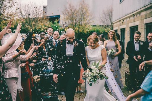 James & Steph - Willerby Barn Wedding (1