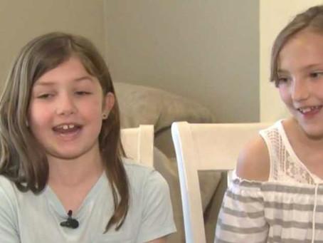 Meisje (9) redt vriendin dankzij EHBO-les die ze dag ervoor volgde