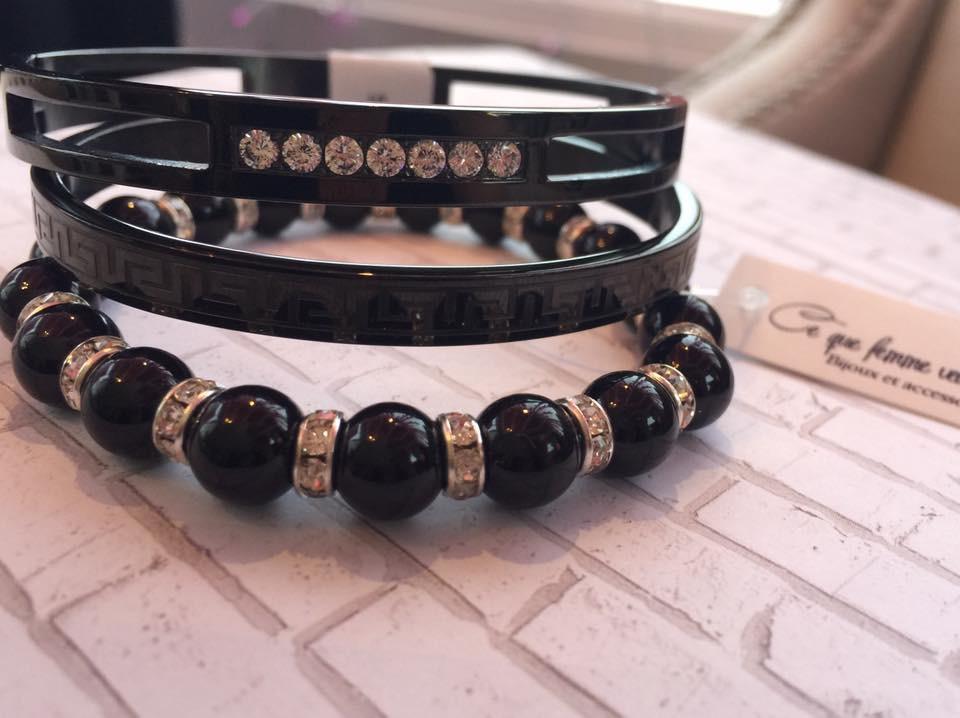Mixez vos bracelets