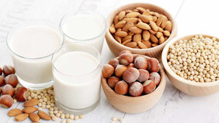 Leches vegetales y sus beneficios