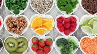Alimentación para prevenir y evitar del cáncer.