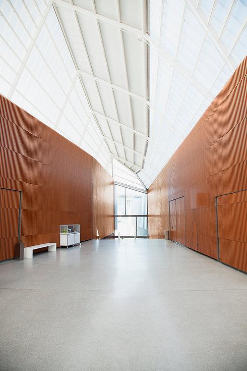 hall spacieux