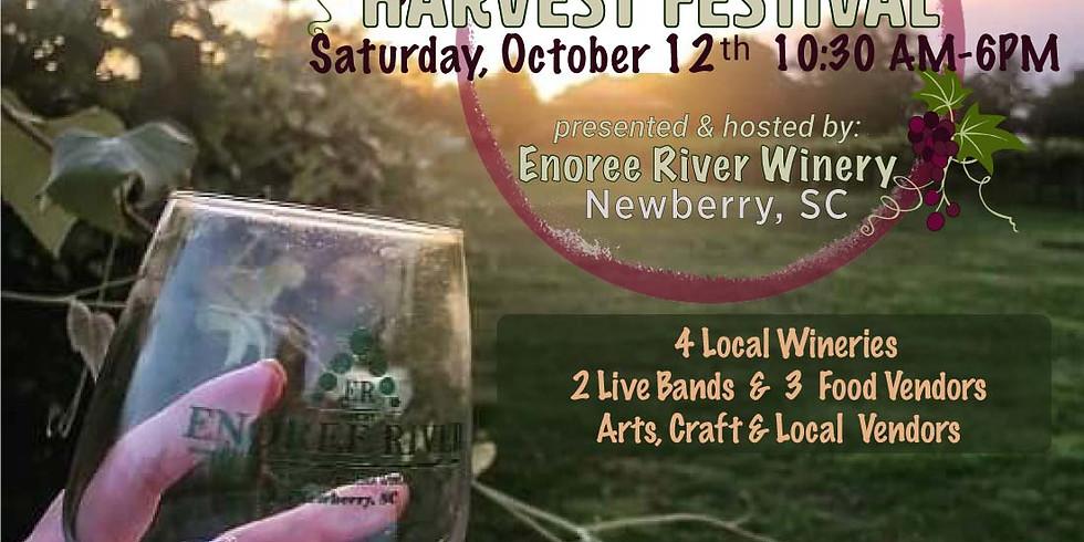 Newberry Harvest Wine Festival