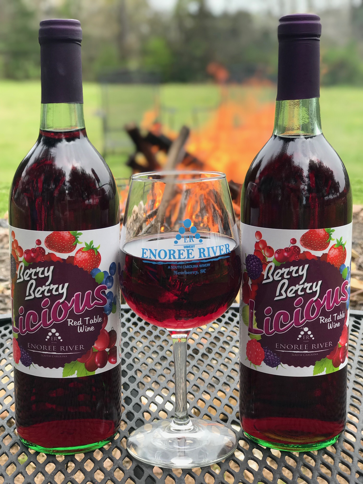 Berry Berry Licious Wine