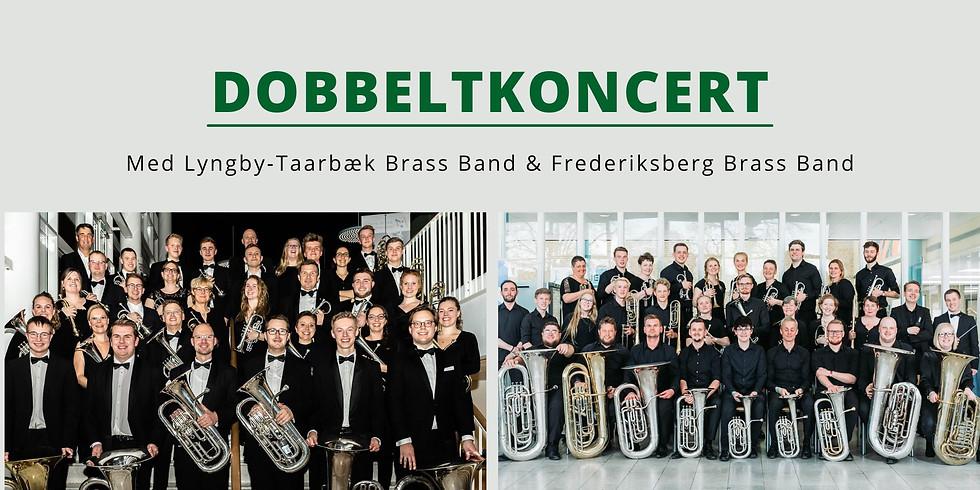 Dobbeltkoncert med LTBB og FBB