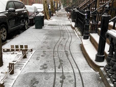 Walking (safely) in a Winter Wonderland