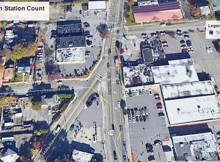 Observing Long Island's Most Dangerous Intersections