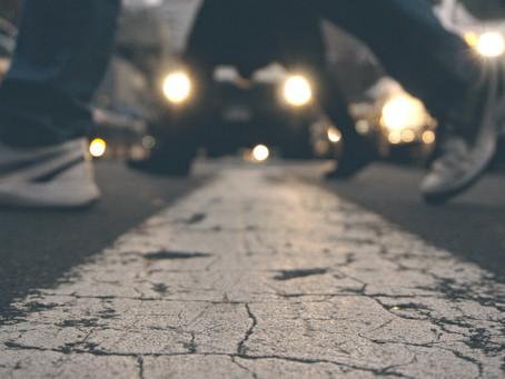 """""""Drunk Walking:"""" A True Pedestrian Safety Issue, or Victim-Blaming?"""