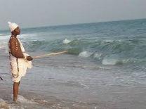 rituale in spiaggia per invocare mami wata per fortuna, fama e ricchezza