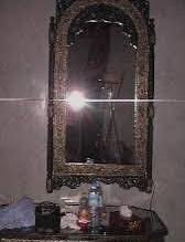 Le miroir magique de pouvoir occulte et de vision qui vous apporte la fortune par les jeux de hasard