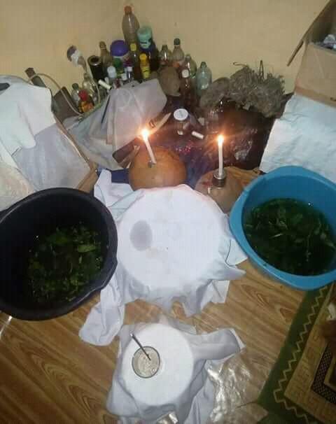 rituel de magie blanche de désenvoutement et de purification pour avoir la chance et la prospérité