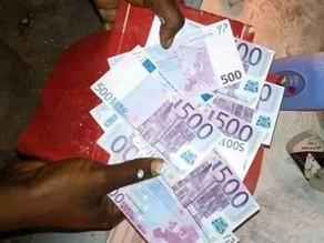 Le portefeuille magique ou bedou magique multiplicateur de billets de banque