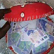 la calebasse mystique multiplicateur d'argent