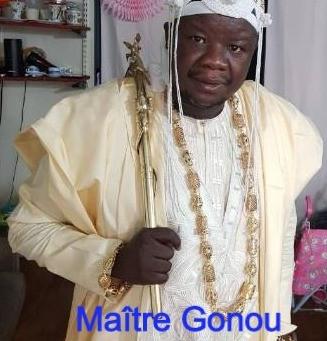 Grand Maître voyant sérieux, médium marabout Gonou