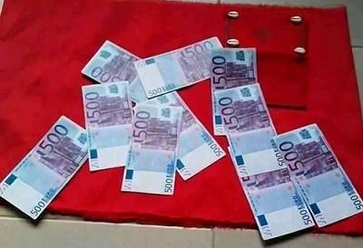 Vrai portefeuille magique en France, Puissant portefeuille magique qui produit en euro sans conséquence, portefeuille magique vaudou.