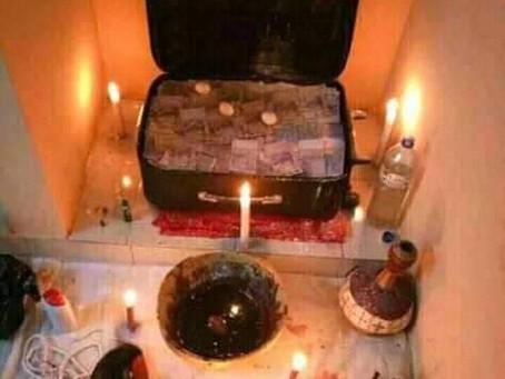 Le véritable portefeuille magique encore appelé le bedou magique avec le Grand Maître vaudou GONOU