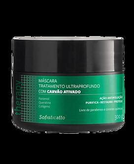 Therapy Máscara Capilar Carvão Ativado