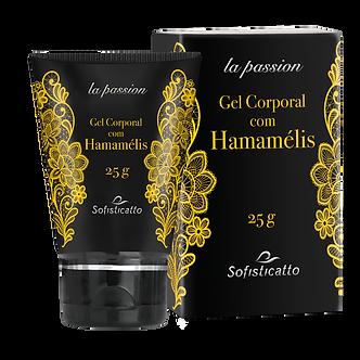 Gel com Hamamélis