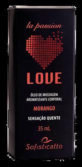 Óleo Love Morango 30g