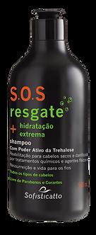 S.O.S Resgate Shampoo 500 ml