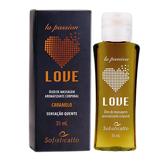 Óleo Love Caramelo 35 ml