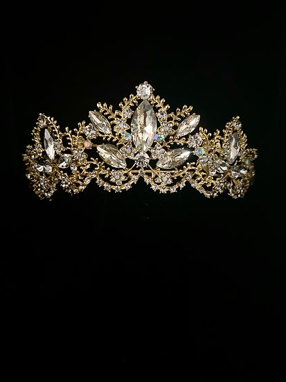 Elizabeth Vintage Crown