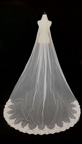 Classy Cathedral Veil