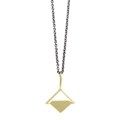 Zoey Apex Necklace