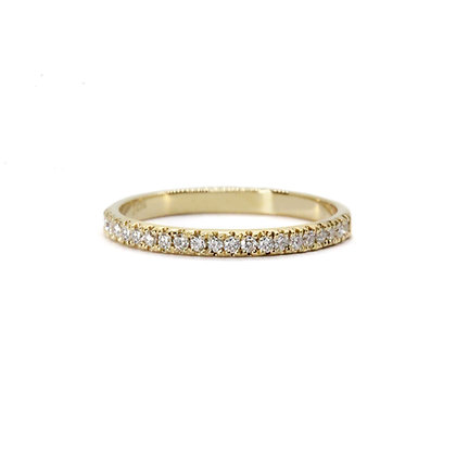 Horizon Diamond Eternity Band